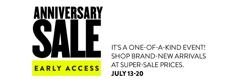 What You Need To Know About The Nordstrom Anniversary Sale